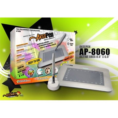 Akeepen Tablet AP-8060 (Bundle)